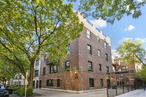 Photo of 643 W Roscoe Street #D1, Chicago, IL 60657 (MLS # 11003753)