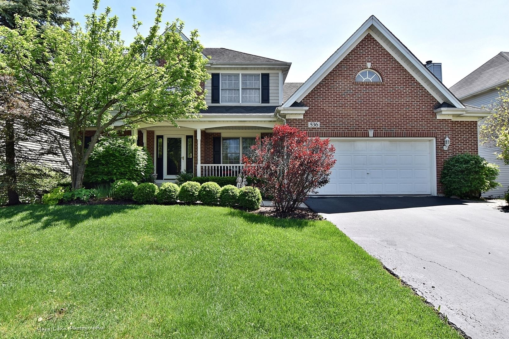 536 Meadowview Drive, West Chicago, IL 60185 - #: 10681753