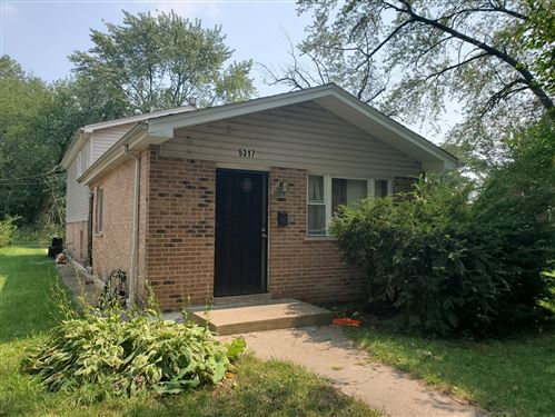 Photo of 5319 S Peoria Street, Chicago, IL 60609 (MLS # 10995754)