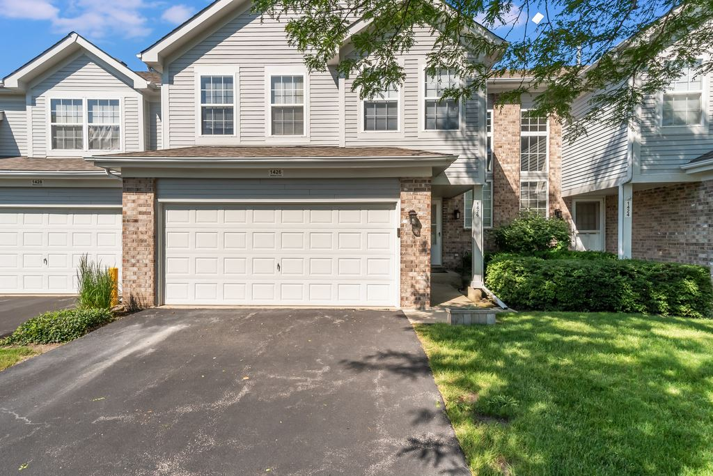 1426 Welland Court #1426, Roselle, IL 60172 - #: 10748754