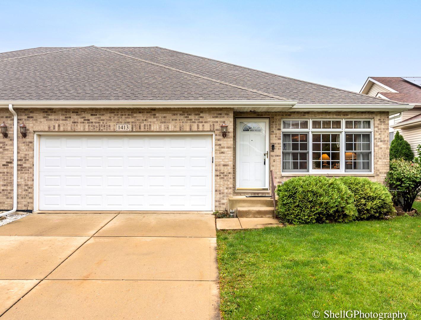 1413 Coral Bell Drive, Joliet, IL 60435 - #: 11245754