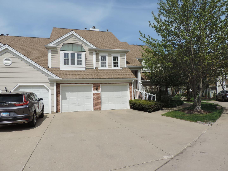 545 Park View Terrace #545, Buffalo Grove, IL 60089 - #: 10708755