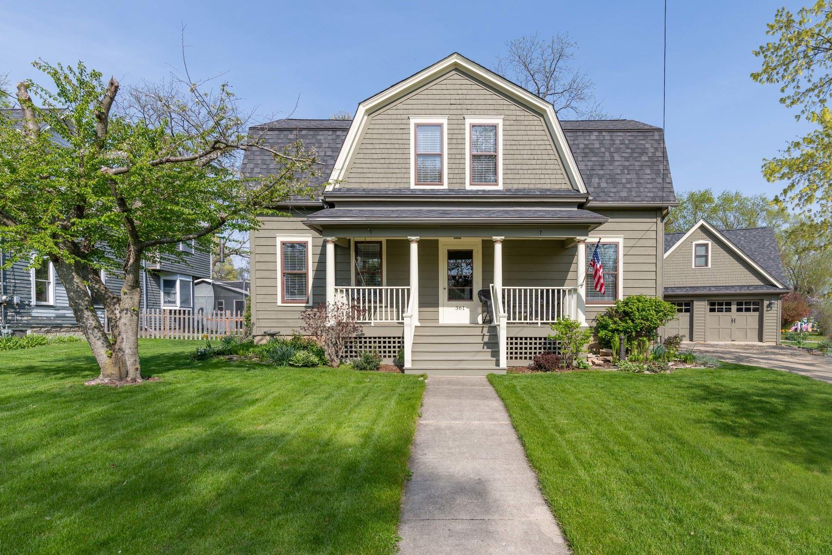 Photo of 361 S Madison Street, Oswego, IL 60543 (MLS # 11069755)