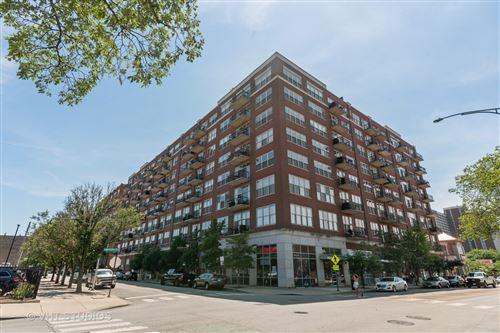 Photo of 6 S LAFLIN Street #717, Chicago, IL 60607 (MLS # 10772756)