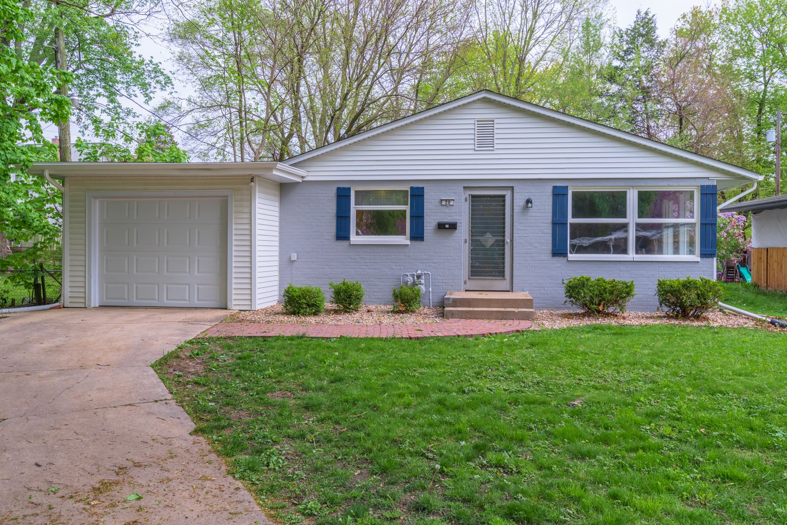 20 Payne Place, Normal, IL 61761 - #: 10712756