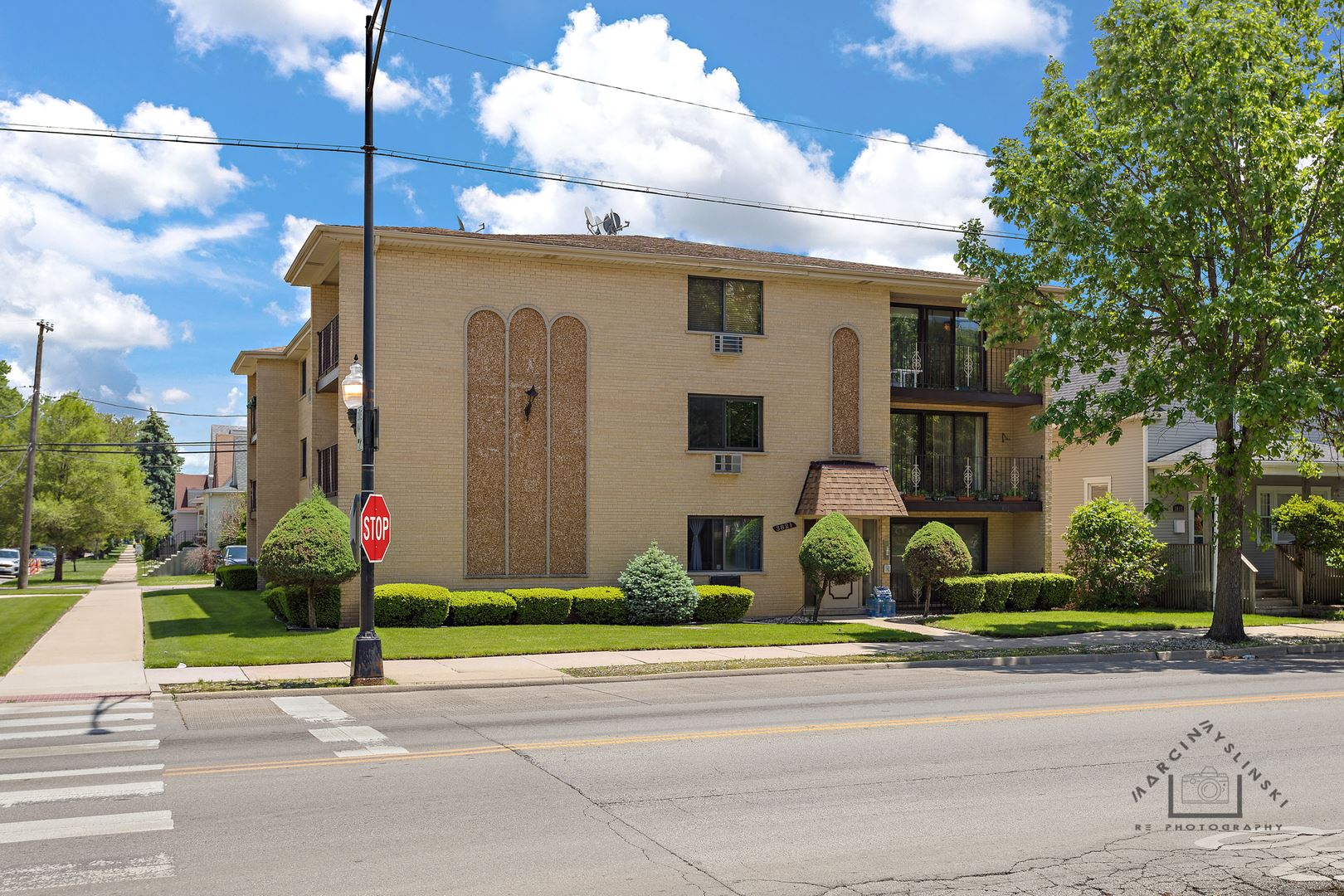 3821 N Narragansett Avenue #3E, Chicago, IL 60634 - #: 10723756
