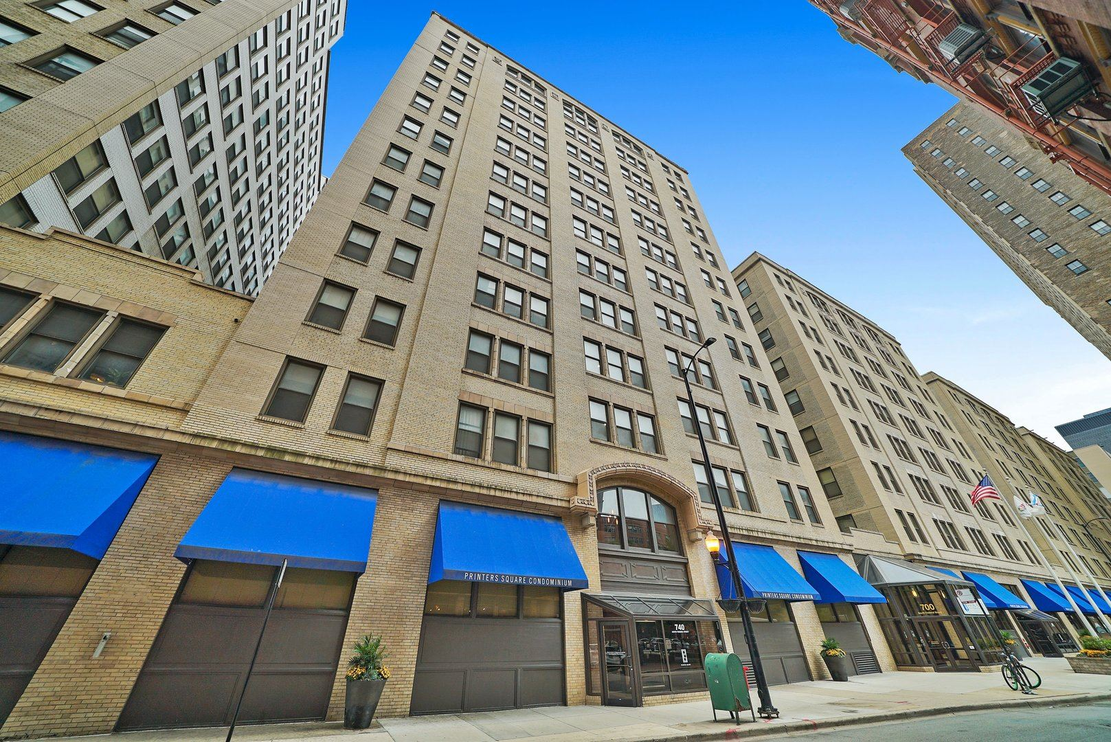 740 S FEDERAL Street #201, Chicago, IL 60605 - #: 11253756
