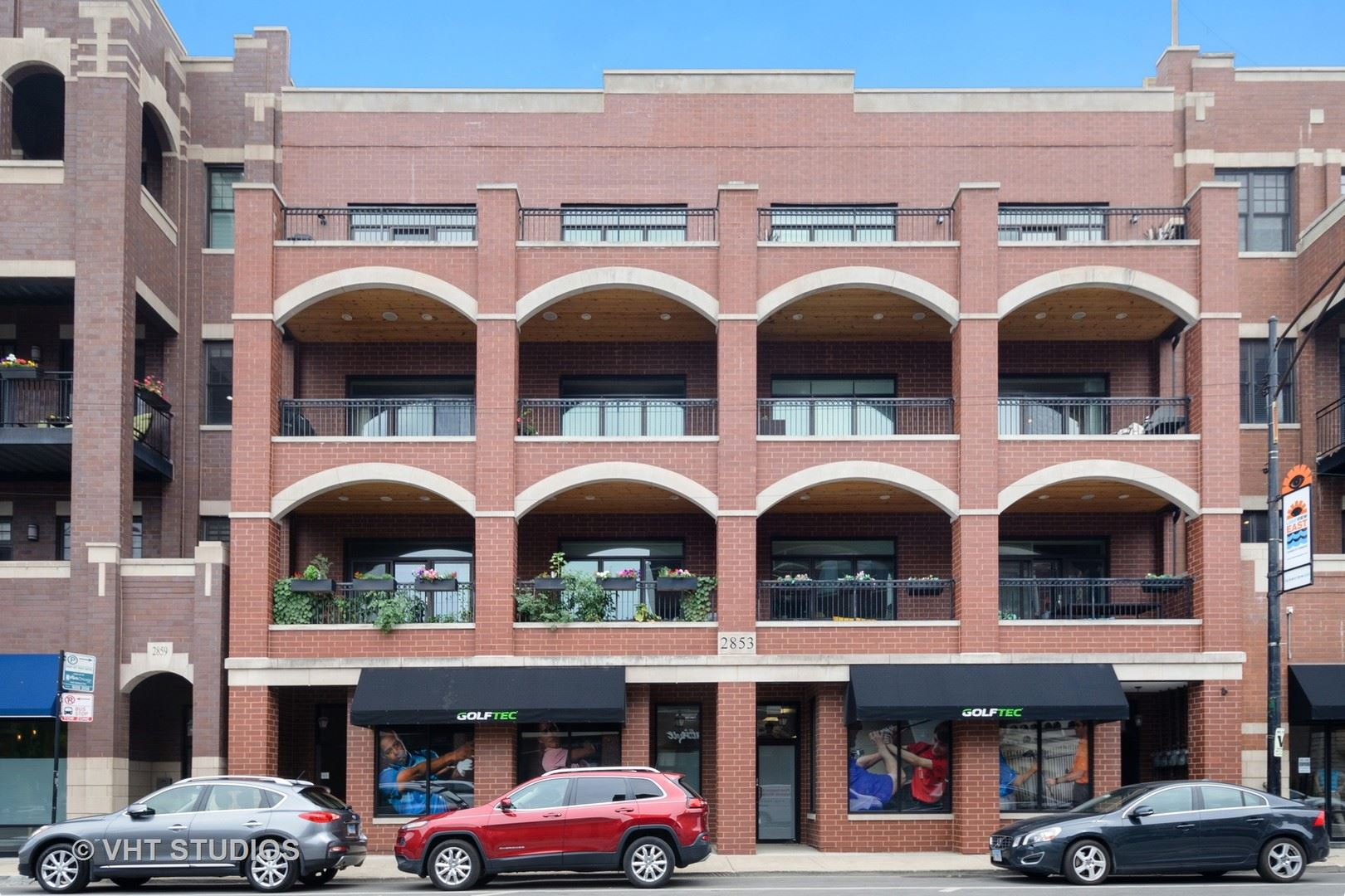 2853 N HALSTED Street #301, Chicago, IL 60657 - #: 10784758