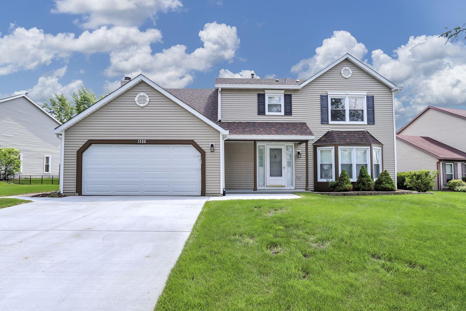 1255 N Darlington Circle, Hoffman Estates, IL 60169 - #: 11202758