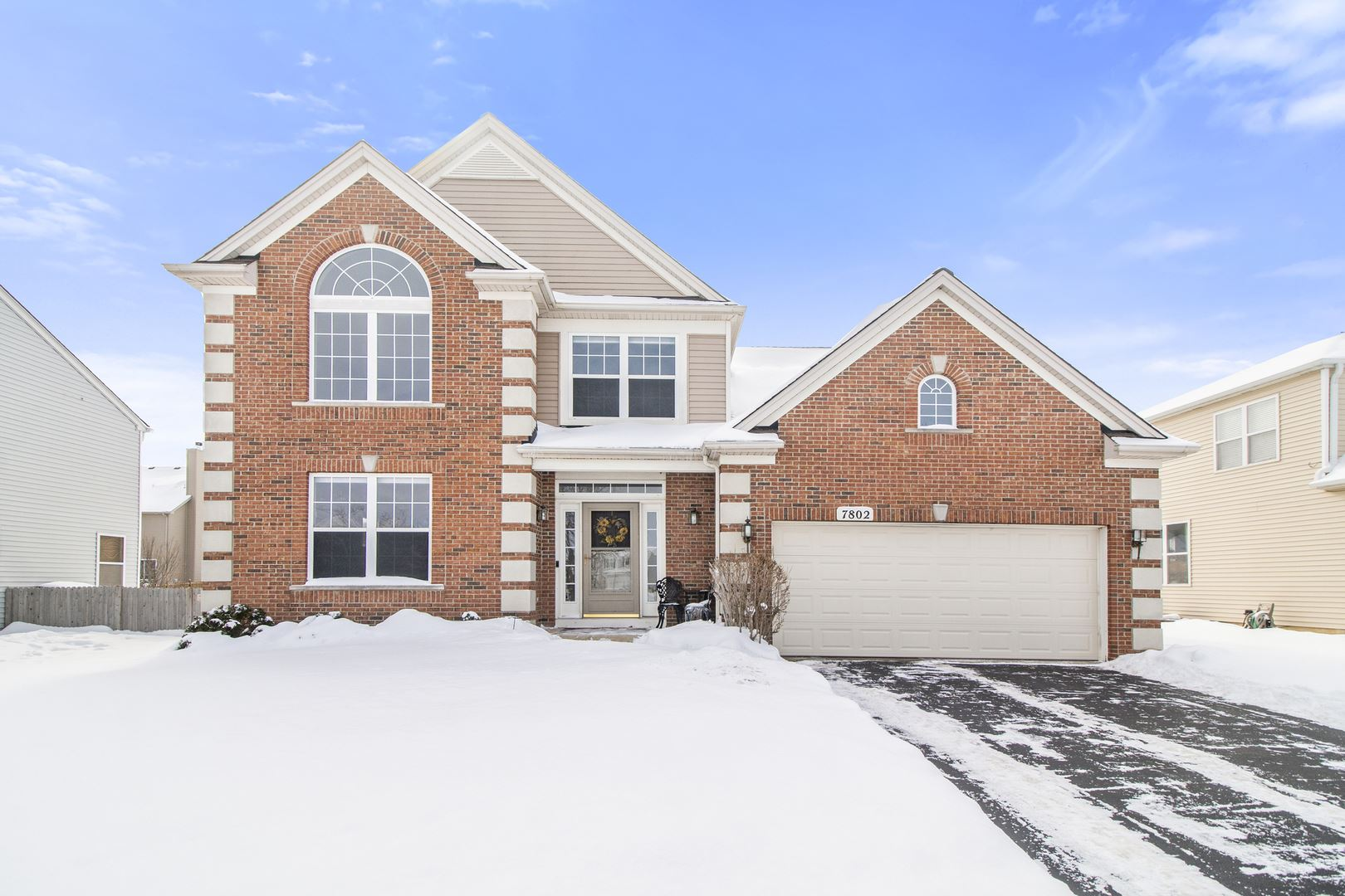 Photo of 7802 Springside Drive, Plainfield, IL 60586 (MLS # 10997759)