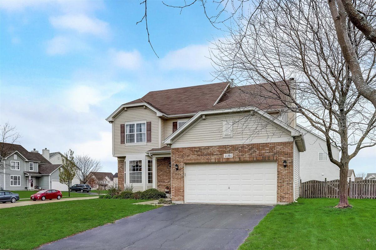 Photo of 1101 Jewelflower Lane, Joliet, IL 60431 (MLS # 11054759)