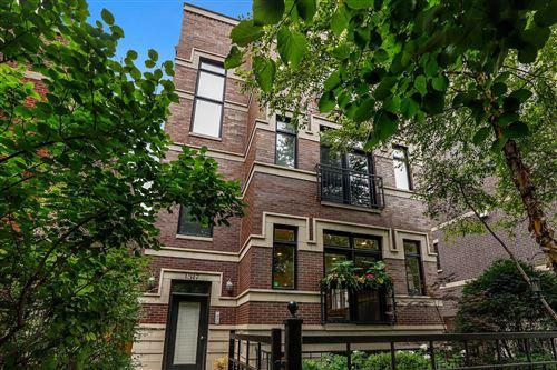 Photo of 1517 W BYRON Street #1, Chicago, IL 60613 (MLS # 10828760)