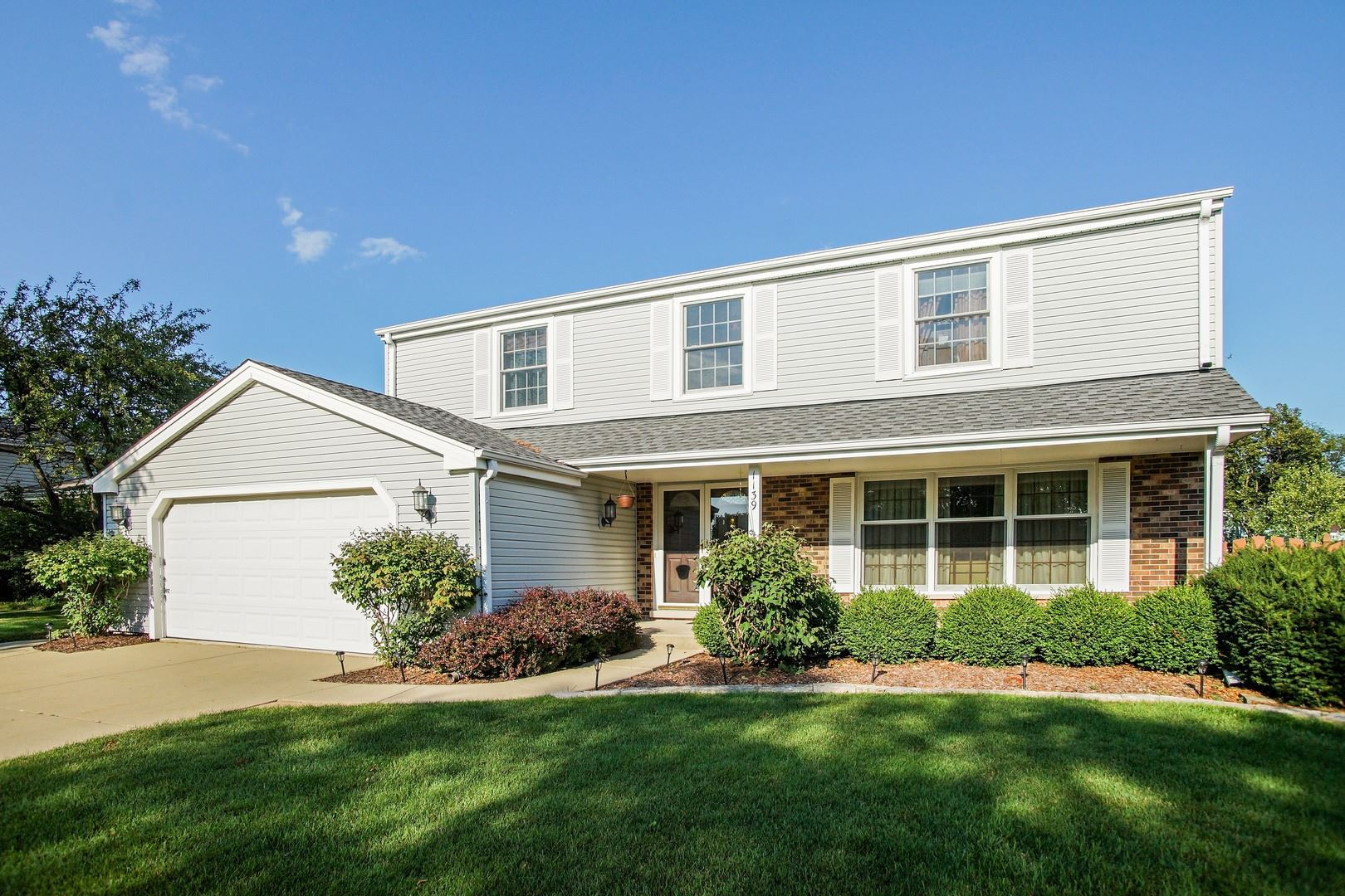 1139 Jamestown Court, Schaumburg, IL 60193 - #: 10727760