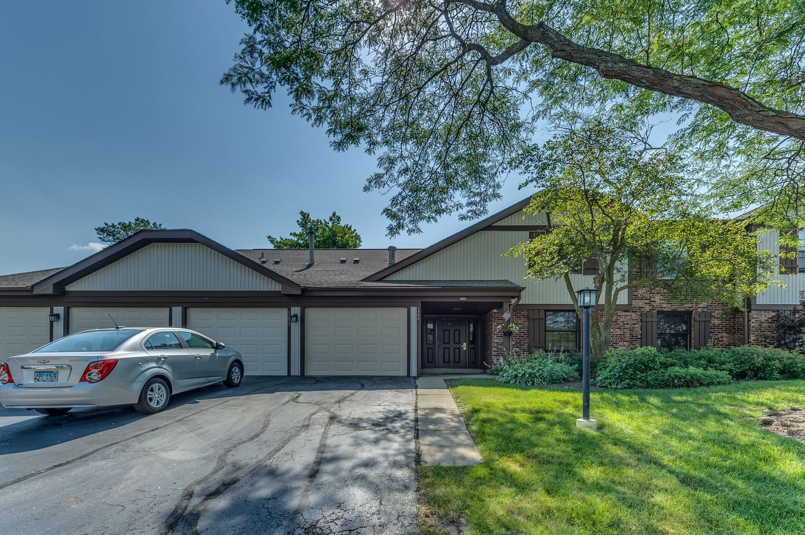 1253 Williamsburg Drive #B2, Schaumburg, IL 60193 - #: 10776762