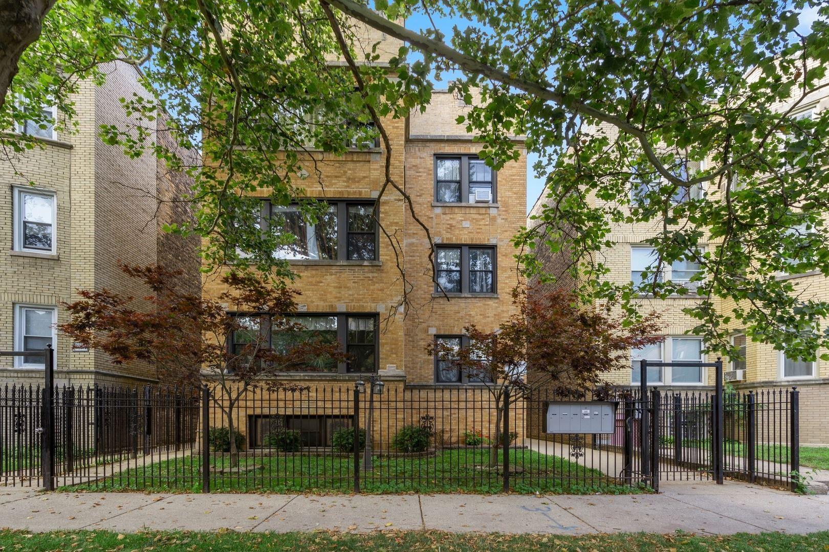 2218 W Thome Avenue #3N, Chicago, IL 60659 - #: 11221762