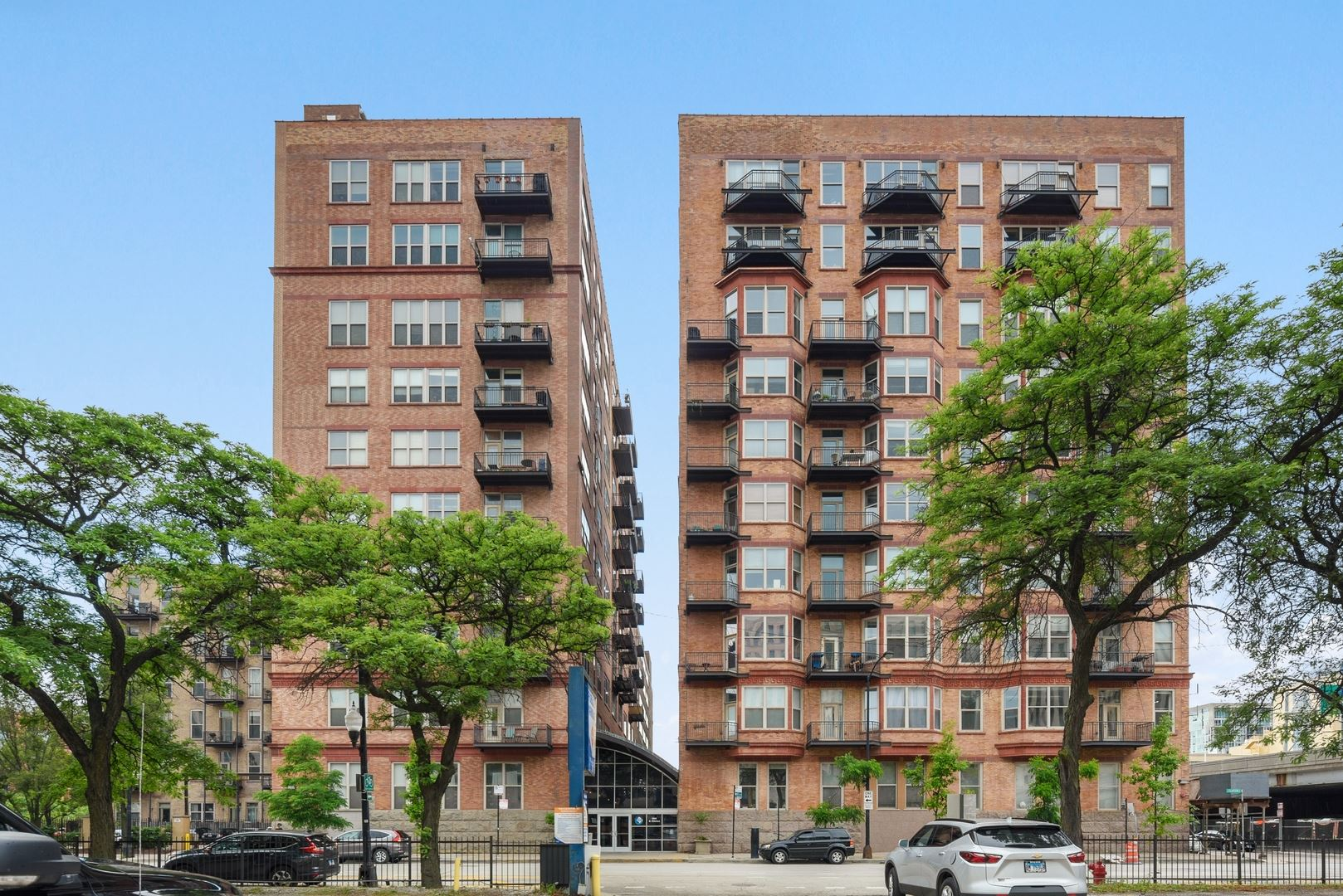 500 S CLINTON Street #602, Chicago, IL 60607 - #: 10756763