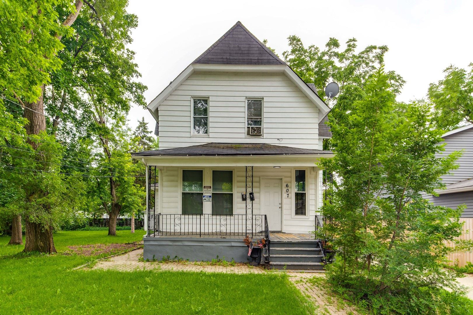 607 Jefferson Avenue, Elgin, IL 60120 - #: 11142763
