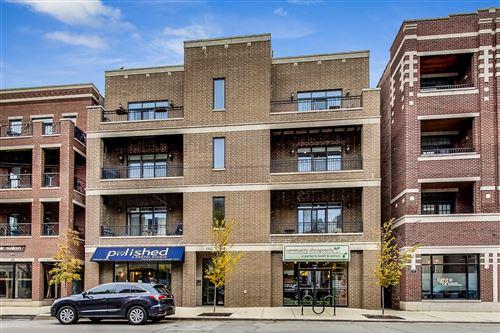 Photo of 1442 W BELMONT Avenue #4E, Chicago, IL 60657 (MLS # 11229764)
