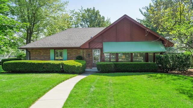 110 The Lane, Hinsdale, IL 60521 - #: 10445764