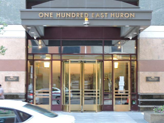 100 E Huron Street #4201, Chicago, IL 60611 - #: 10689766