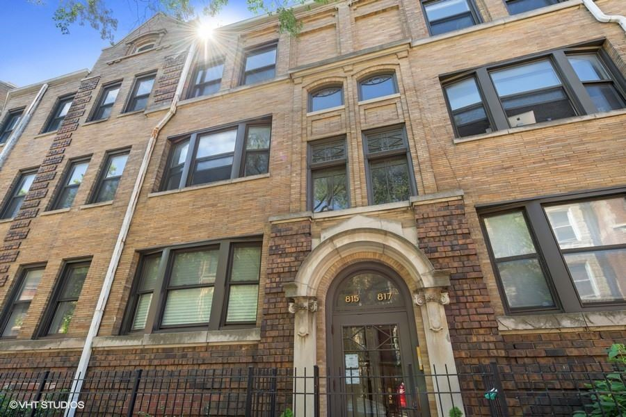 815 W CUYLER Avenue #3, Chicago, IL 60613 - #: 10770766