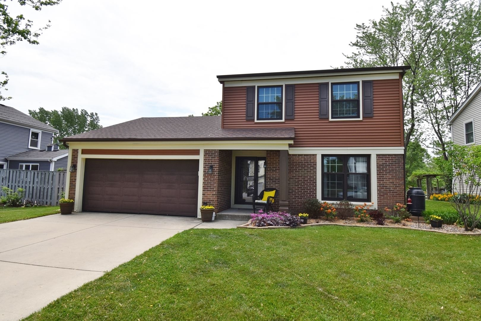 635 Waterford Court, Roselle, IL 60172 - #: 11100766