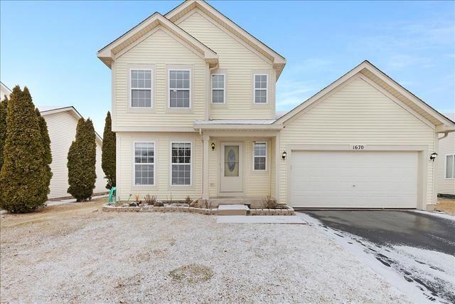 Photo of 1670 KIMBERLY Lane, Romeoville, IL 60446 (MLS # 10983768)