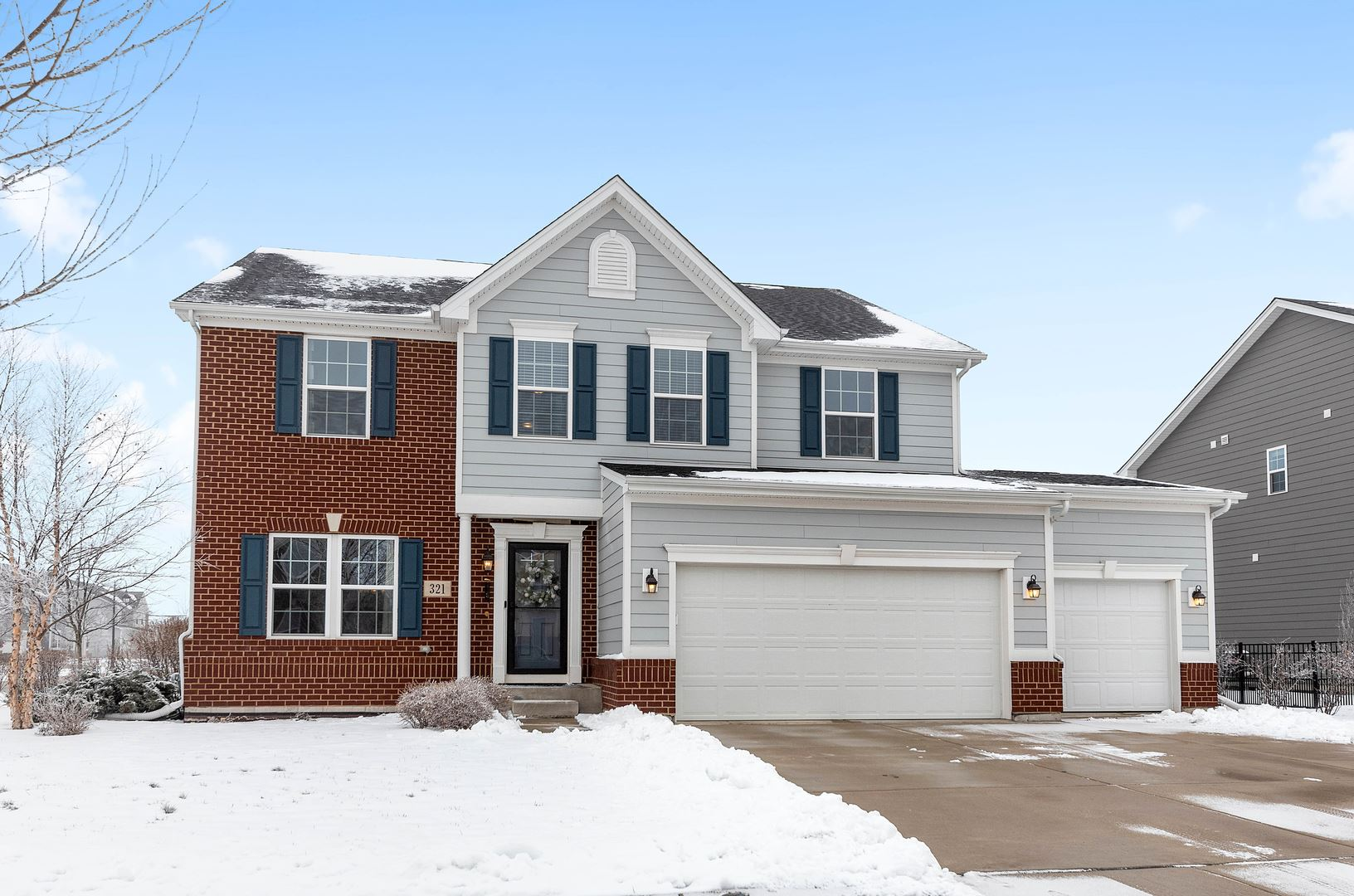 Photo of 321 Brannon Court, Shorewood, IL 60404 (MLS # 10964769)