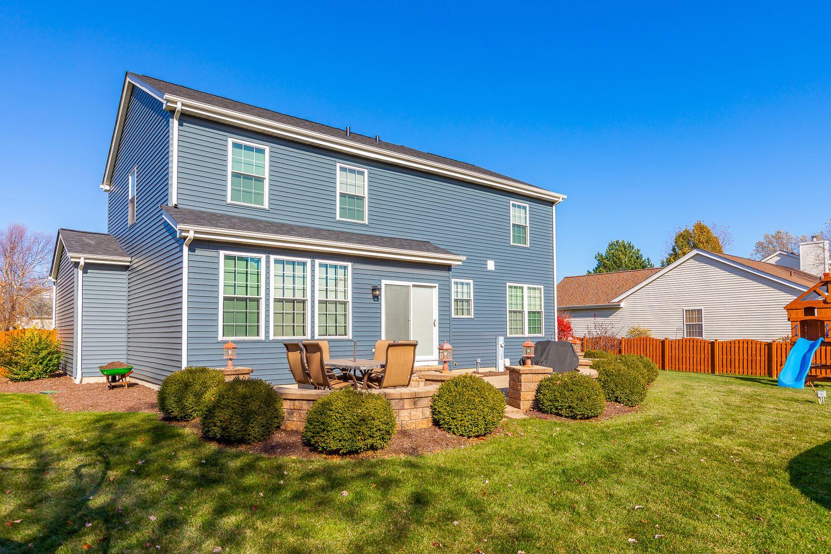 Photo of 1553 Schafer Avenue, Bolingbrook, IL 60490 (MLS # 11041771)