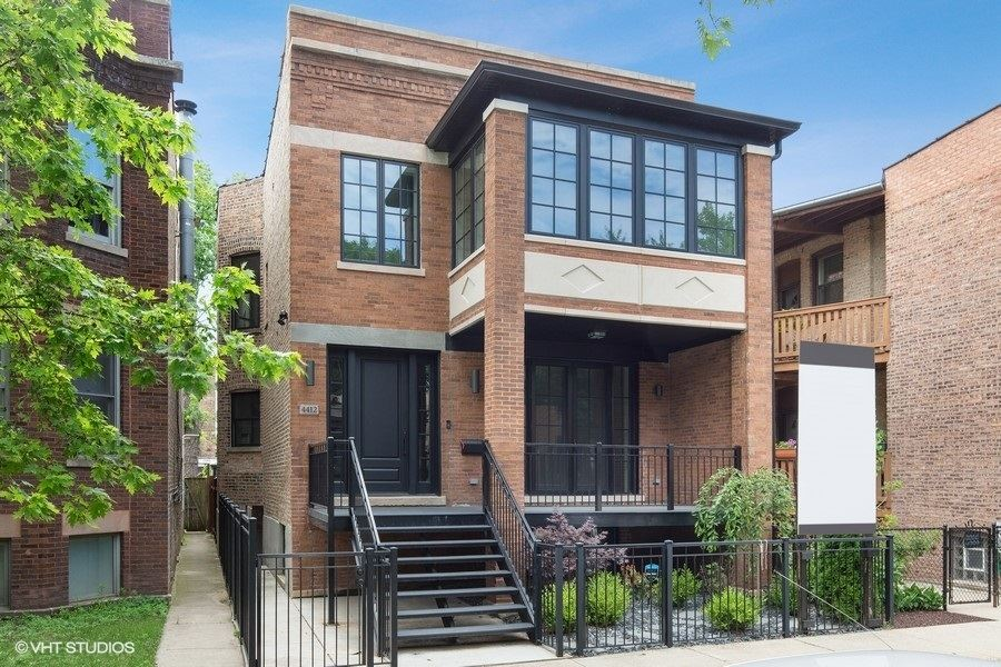 4412 N Seeley Avenue, Chicago, IL 60625 - #: 10758774