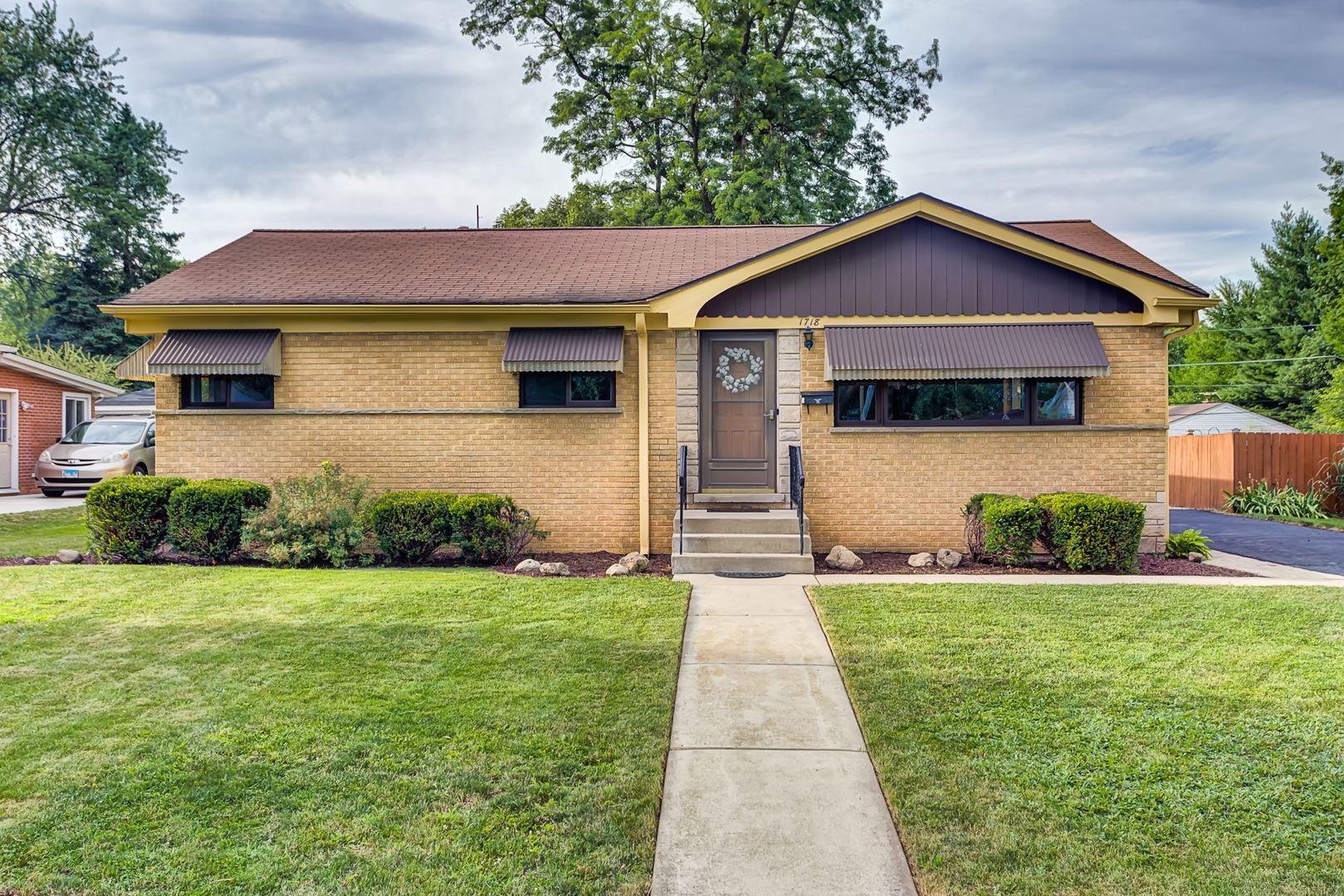 1718 W Verde Drive, Mount Prospect, IL 60056 - #: 10804774