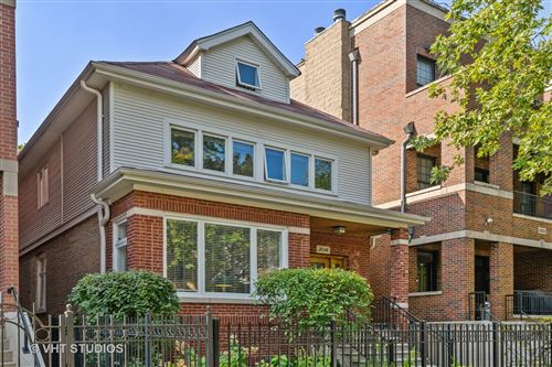 Photo of 3816 N Greenview Avenue, Chicago, IL 60613 (MLS # 10883776)