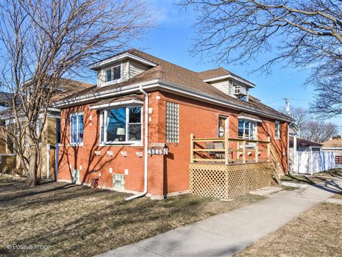 Photo of 4505 N Monitor Avenue, Chicago, IL 60630 (MLS # 11012776)