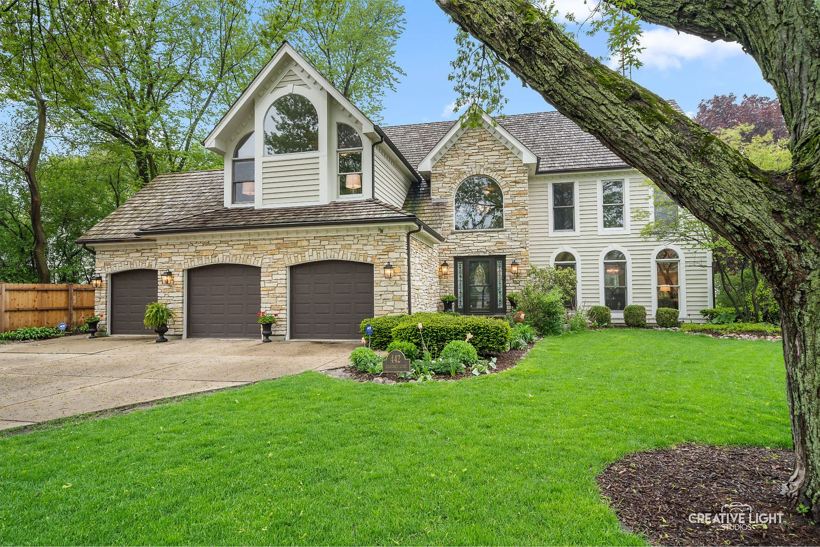 442 Stagecoach Court, Glen Ellyn, IL 60137 - #: 10761776