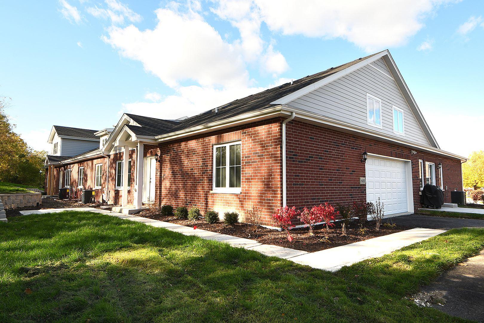 608 Prairie Crossing Drive, New Lenox, IL 60451 - #: 11203776