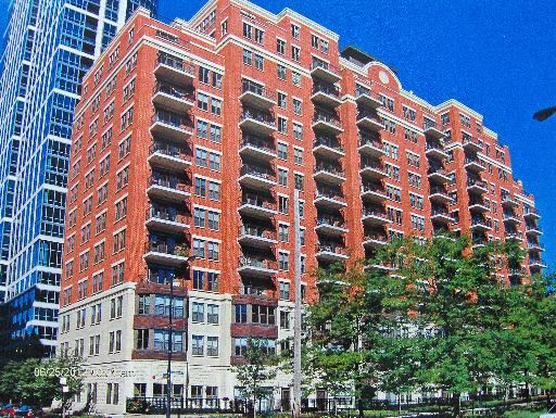 1250 S Indiana Avenue #808, Chicago, IL 60605 - #: 11156777