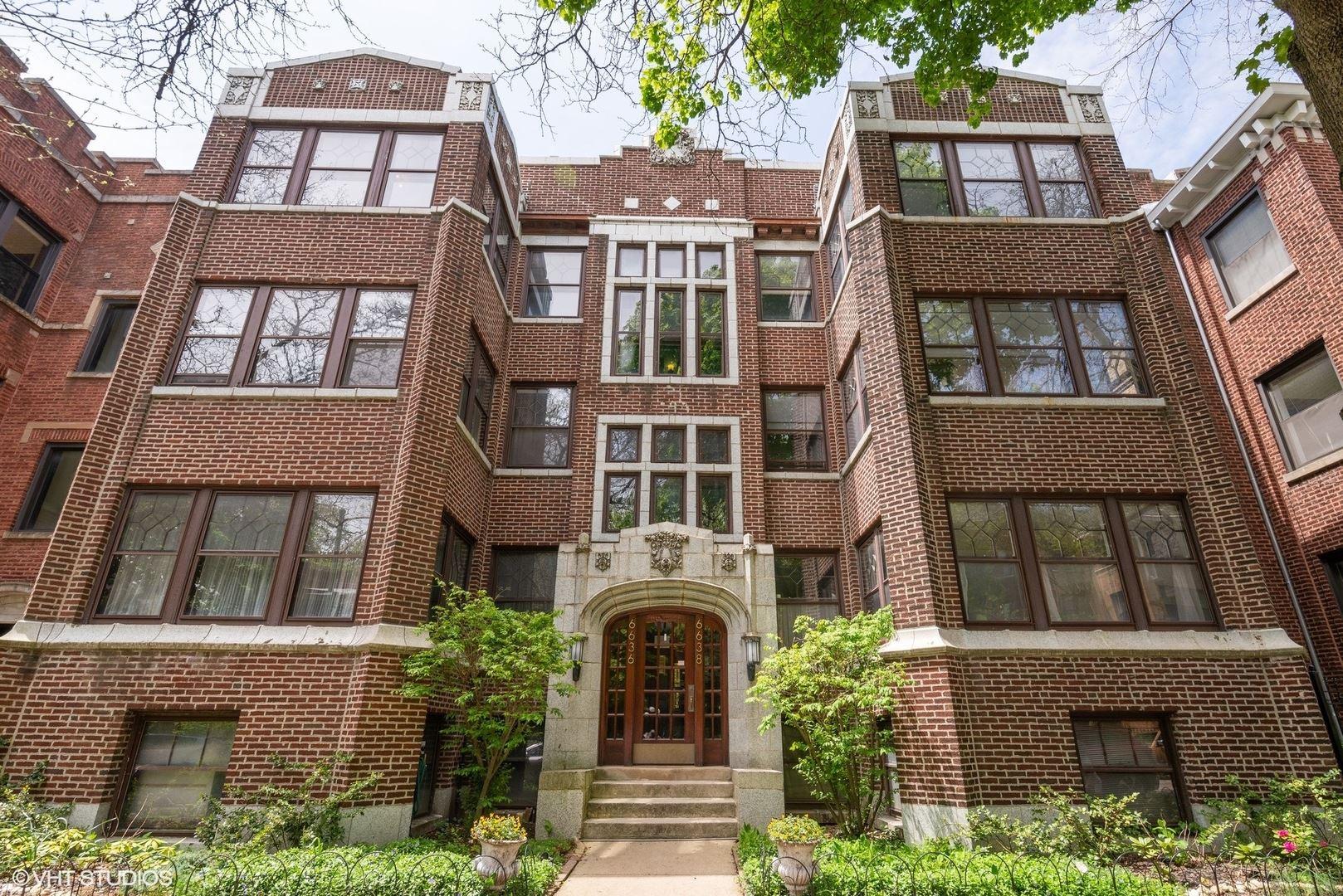 6636 N NEWGARD Avenue #3S, Chicago, IL 60626 - #: 10724778