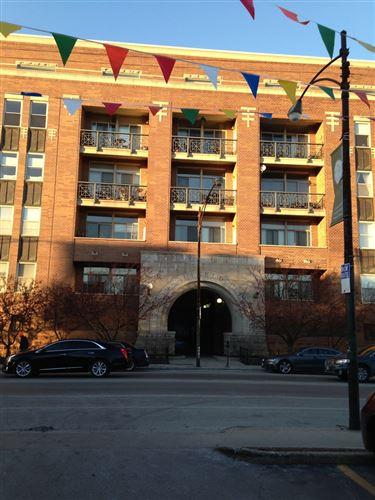 Photo of 1350 W Fullerton Avenue #404, Chicago, IL 60614 (MLS # 10981780)