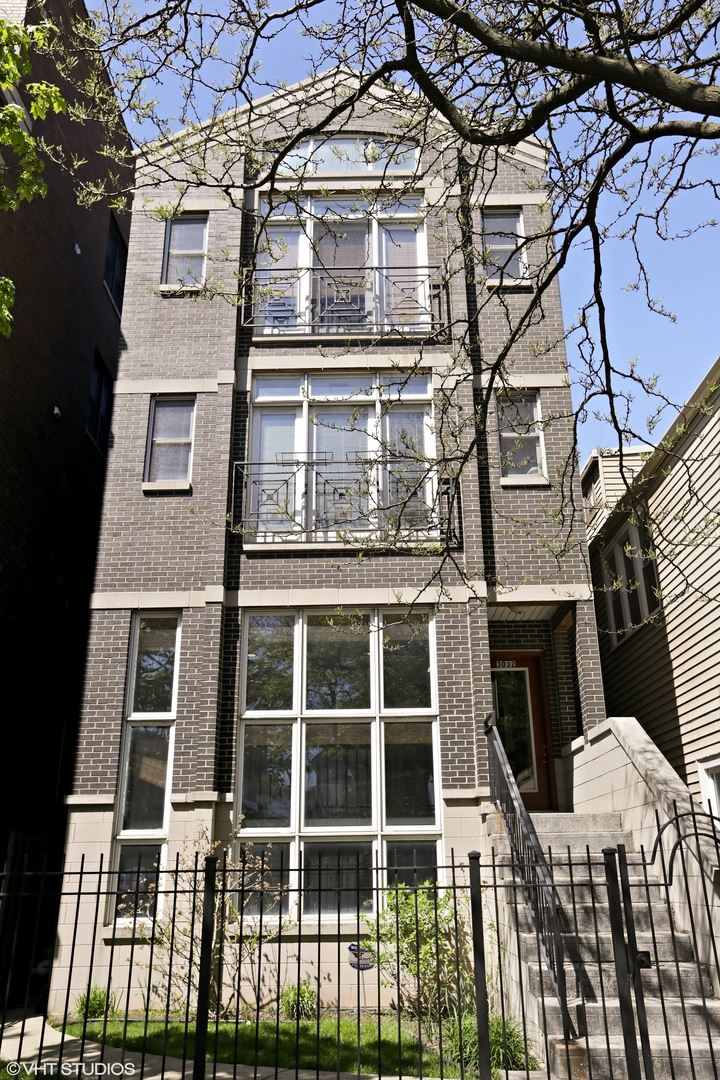 3032 N Sheffield Avenue #1, Chicago, IL 60657 - #: 10663780
