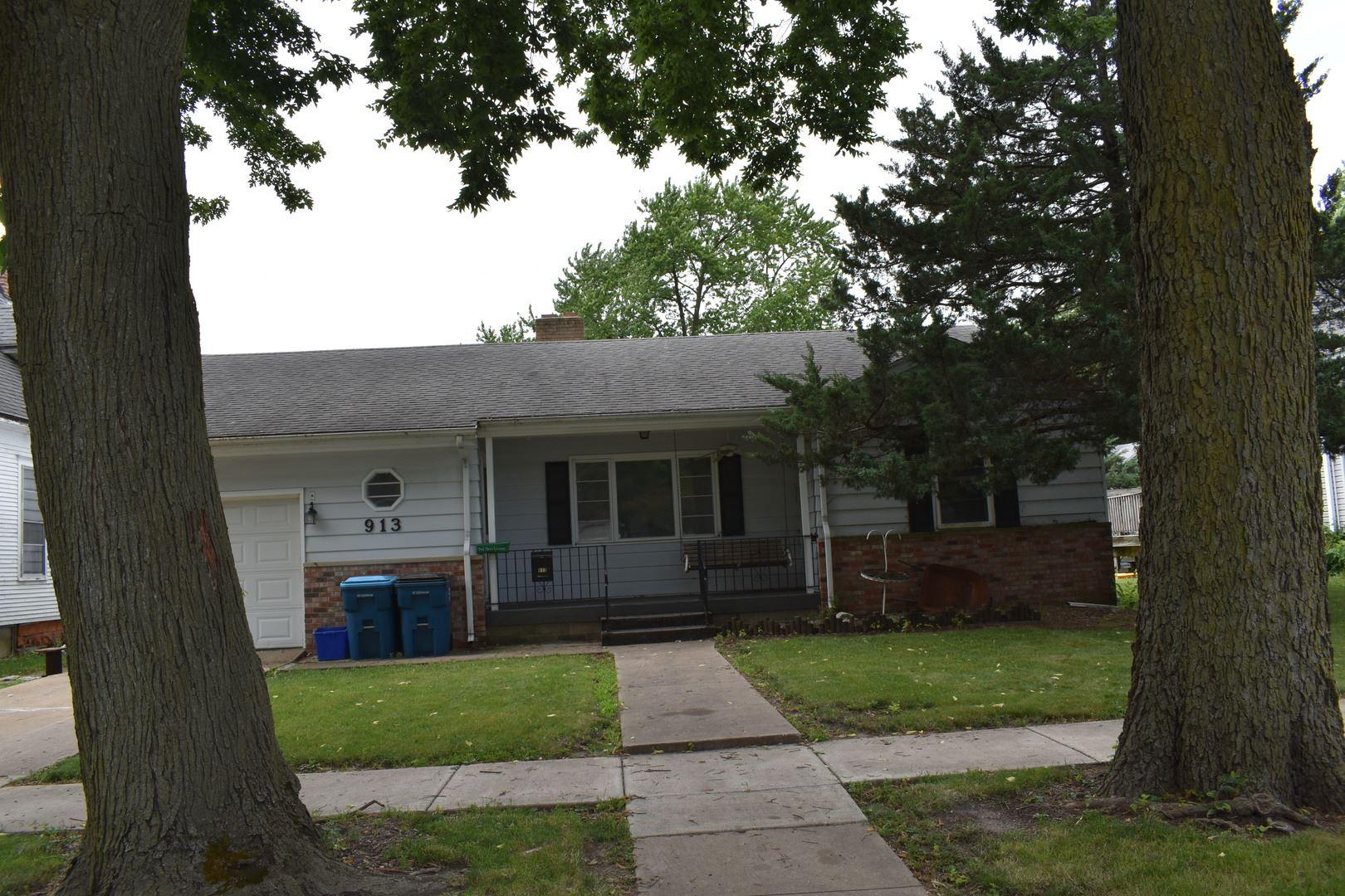 913 N Mill Street, Pontiac, IL 61764 - #: 10766780