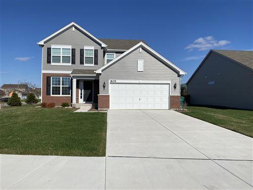 Photo of 809 Richards Drive, Shorewood, IL 60404 (MLS # 10690781)
