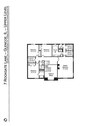 Tiny photo for 7 Rockgate Lane, Glencoe, IL 60022 (MLS # 10762781)