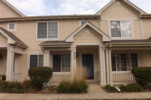 Photo of 666 Lincoln Station Drive #666, Oswego, IL 60543 (MLS # 11239781)