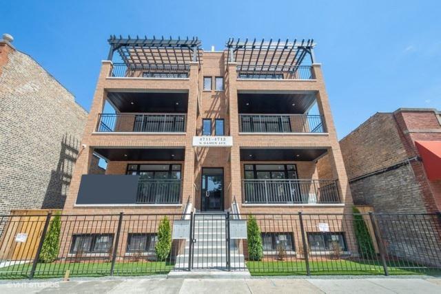 4713 N Damen Avenue #3N, Chicago, IL 60625 - #: 10616781