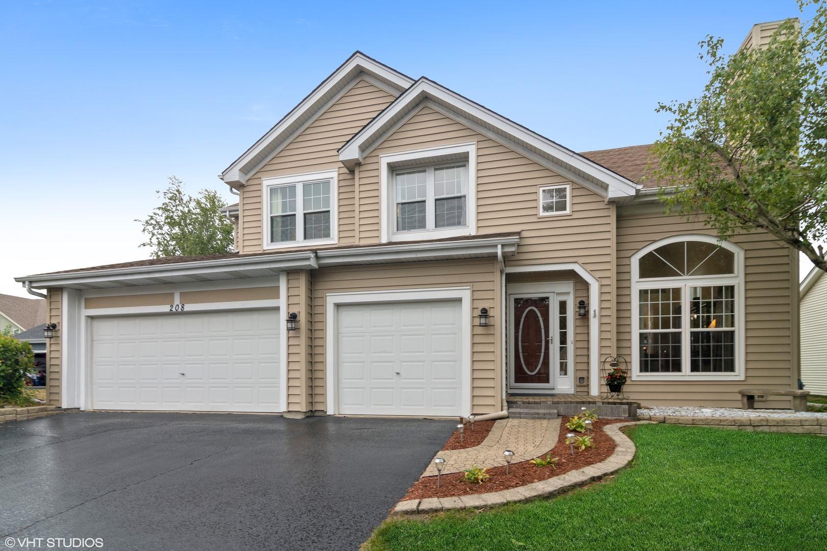 Photo of 208 Mondovi Drive, Oswego, IL 60543 (MLS # 10815781)