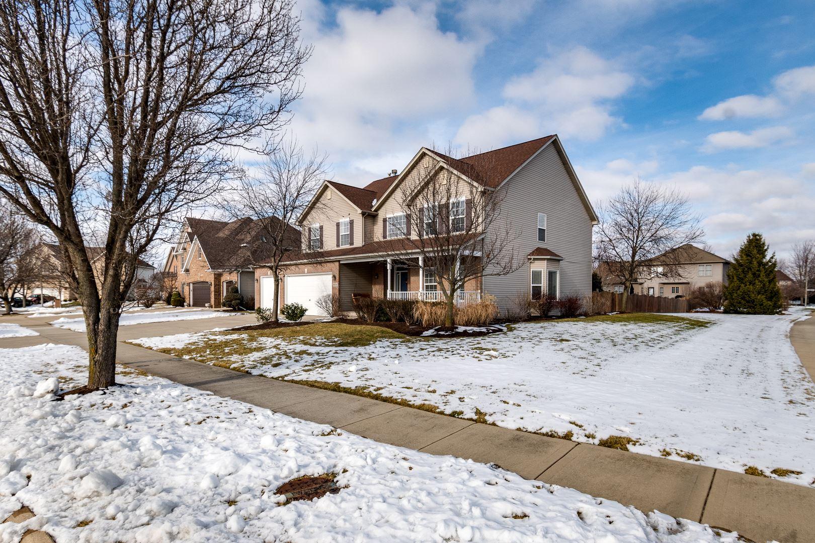 Photo of 24326 Crowfoot Court, Plainfield, IL 60585 (MLS # 10953781)