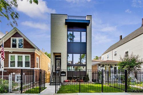 Photo of 2629 W Homer Street, Chicago, IL 60647 (MLS # 10740782)