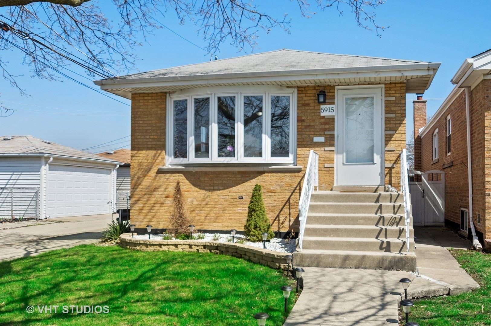 5915 S McVicker Avenue, Chicago, IL 60638 - #: 10689782