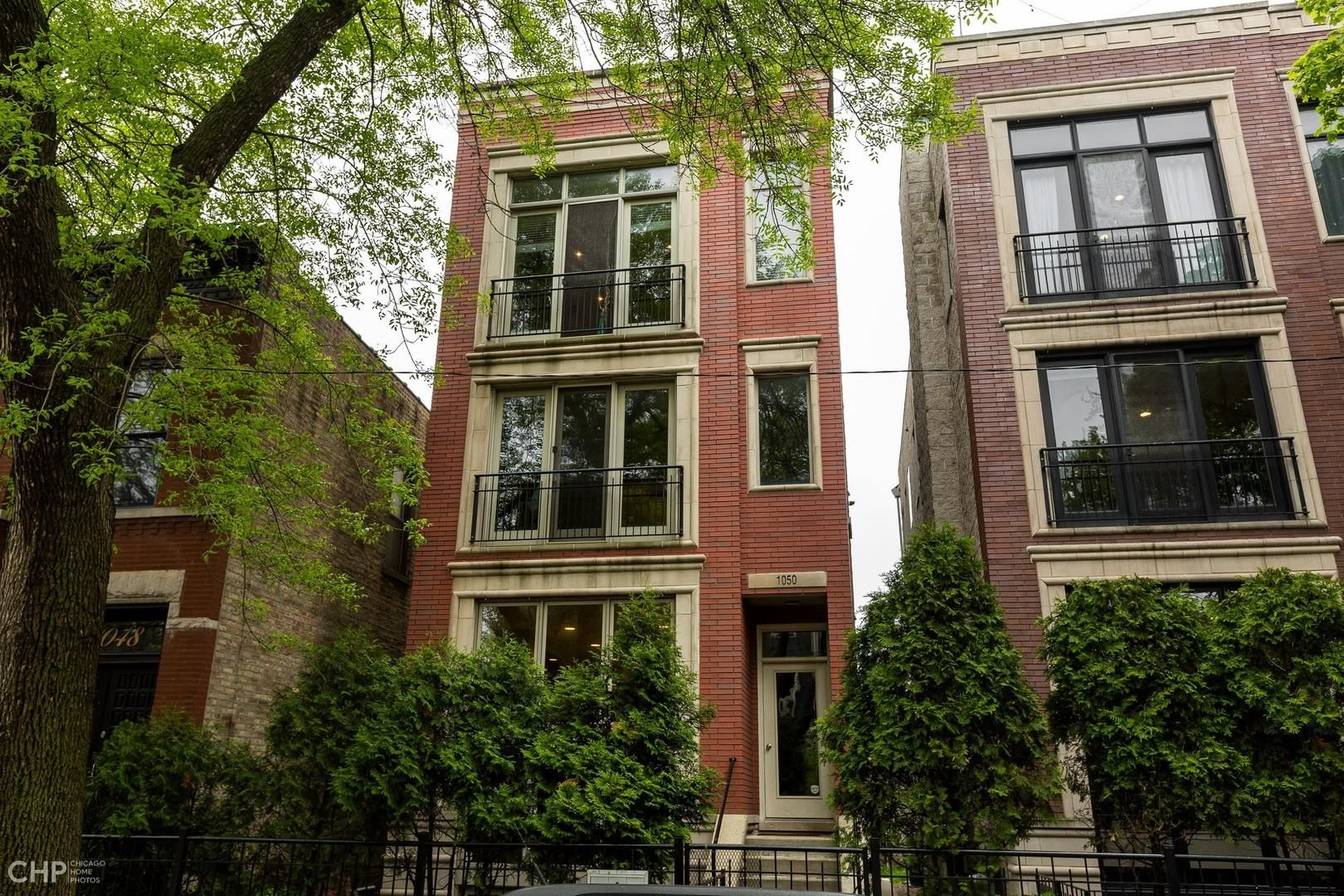 1050 N HERMITAGE Avenue #1, Chicago, IL 60622 - #: 10721783
