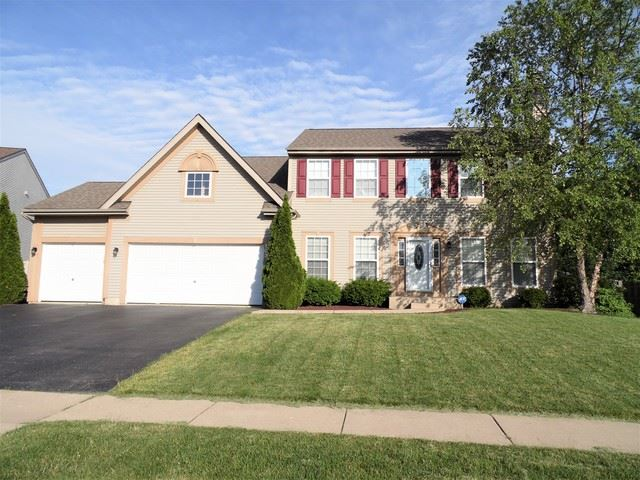 103 N Glenbrook Trail, Mchenry, IL 60050 - #: 10421784